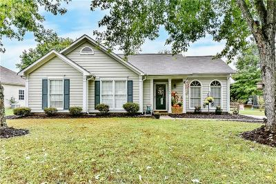 Charlotte Single Family Home Under Contract-Show: 14908 Cane Field Drive