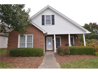 Indian Trail Single Family Home For Sale: 5702 Hoover Street