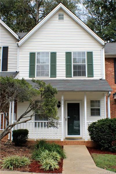 Charlotte NC Condo/Townhouse Sold: $85,000