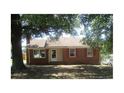 Statesville Single Family Home For Sale: 1109 McLaughlin Street