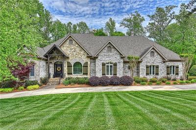 Weddington Single Family Home For Sale: 4007 Blossom Hill Drive