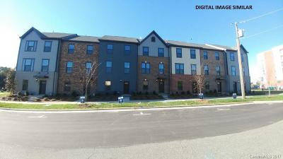 Charlotte Condo/Townhouse For Sale: 1571 S Church Street #1004G