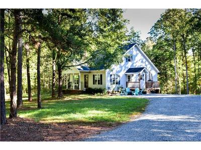 Waxhaw Single Family Home For Sale: 7323 Waxhaw Creek Road