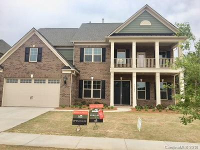 Charlotte Single Family Home For Sale: 11139 Egrets Point Drive #154