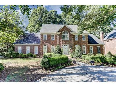 Charlotte NC Single Family Home For Sale: $645,000