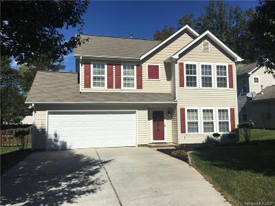 Harrisburg, Kannapolis Single Family Home For Sale: 172 Ashmont Drive