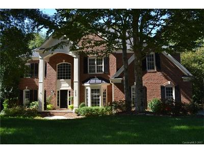 Charlotte Single Family Home For Sale: 12529 Preservation Pointe Drive #361