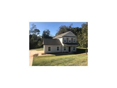 Statesville Single Family Home For Sale: 123 Coddington Lane