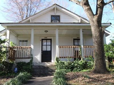 Charlotte Multi Family Home For Sale: 2446 Vail Avenue
