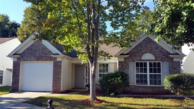 Single Family Home For Sale: 7421 Stone Mountain Court