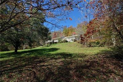 Transylvania County Single Family Home For Sale: 2768 Tanasee Gap Road