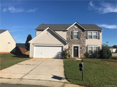 Charlotte NC Single Family Home For Sale: $149,900