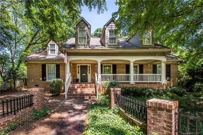 Charlotte NC Single Family Home For Sale: $649,000