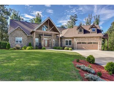 Fletcher Single Family Home For Sale: 70 Bradford Vista