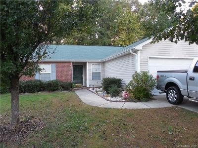 Charlotte Single Family Home For Sale: 2110 Pleasant Dale Drive