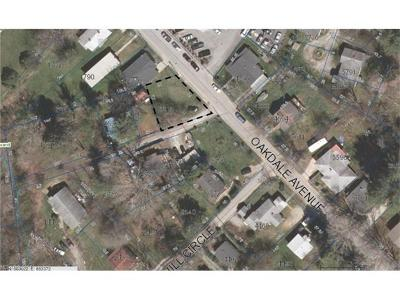 Transylvania County Residential Lots & Land Under Contract-Show: Oakdale Avenue