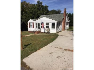 Belmont NC Single Family Home For Sale: $109,900