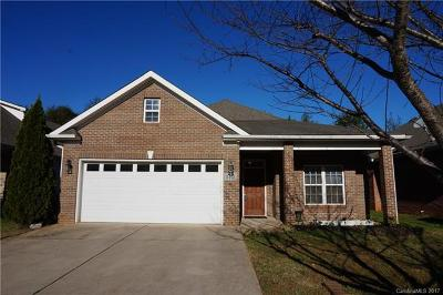 Troutman Single Family Home For Sale: 110 Aberdeen Drive #4
