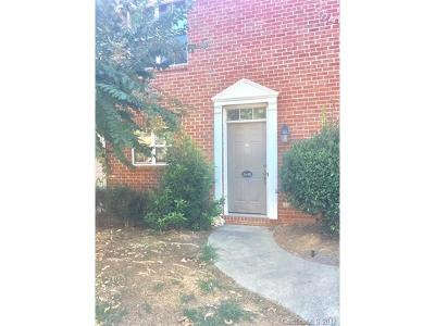 Matthews Condo/Townhouse For Sale: 3648 Melrose Cottage Drive