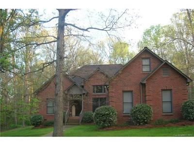 Waxhaw Single Family Home For Sale: 1123 Cuthbertson Road
