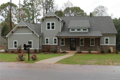 Davidson Single Family Home For Sale: 620 Arrow Point Lane
