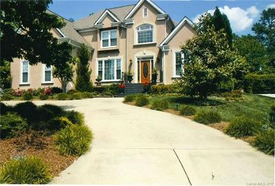 Charlotte Single Family Home For Sale: 16309 Woolwine Road