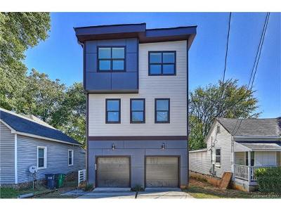 Charlotte Single Family Home For Sale: 308 Flint Street
