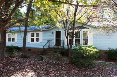 Lake Wylie Single Family Home Under Contract-Show: 1262 Stateline Road