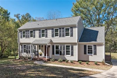 Charlotte Single Family Home For Sale: 4600 Bournewood Lane #Lot 65