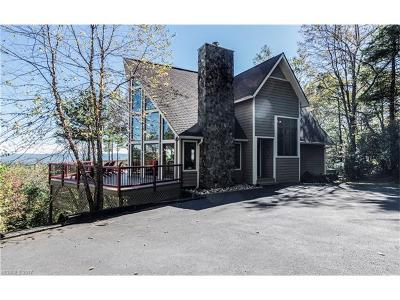 Lake Toxaway Single Family Home For Sale: 749 Lakeside Drive #LM-35