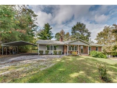 Hendersonville Single Family Home For Sale: 328 Lonesome Dove Trail