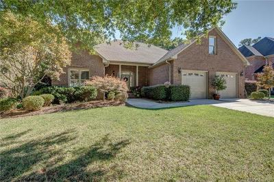 Cramerton Single Family Home Under Contract-Show: 725 Hanna Woods Drive
