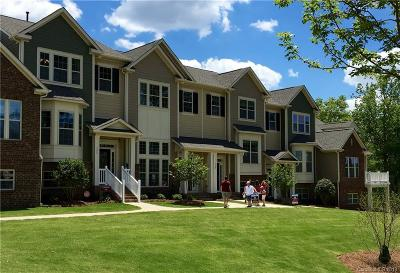 Tega Cay Condo/Townhouse For Sale: 6247 Cloverdale Drive #227