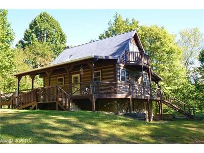 Hot Springs Single Family Home For Sale: 368 Poplar Gap Road