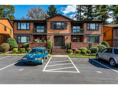 Hendersonville Condo/Townhouse For Sale: 1739 Haywood Road #10D