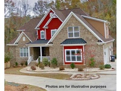 Troutman Single Family Home For Sale: 156 Crooked Branch Way