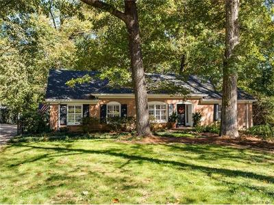 Charlotte NC Single Family Home For Sale: $439,900
