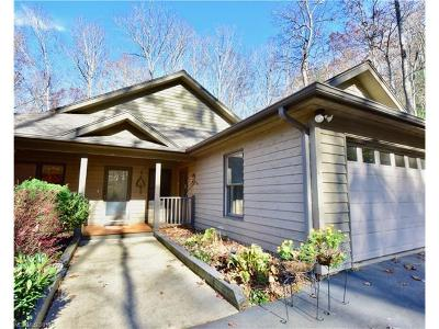 Asheville Single Family Home For Sale: 120 Deer Run