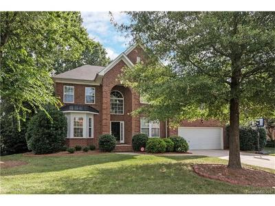 Waxhaw Single Family Home For Sale: 813 Deercross Lane