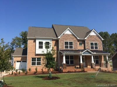 Waxhaw Single Family Home For Sale: 1832 Old Bennington Drive #774