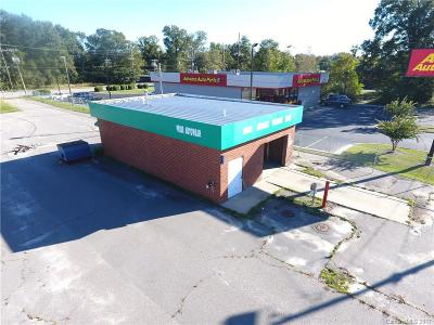 Laurinburg NC Commercial For Sale: $199,900