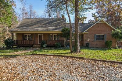 Huntersville Single Family Home For Sale: 11100 McCoy Road