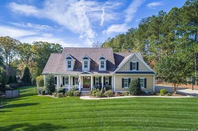 Mooresville Single Family Home For Sale: 110 Bayberry Creek Circle