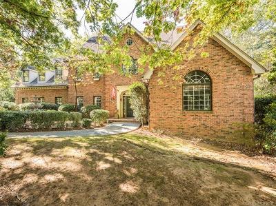 Charlotte Single Family Home For Sale: 10121 Balmoral Circle