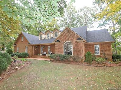 Indian Trail Single Family Home For Sale: 3257 Wesley Chapel Road