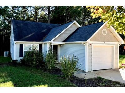 York SC Single Family Home For Sale: $128,900
