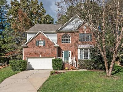 Fort Mill Single Family Home For Sale: 144 Creekside Drive