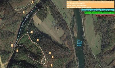 Hot Springs Residential Lots & Land For Sale: Paint Rock Road