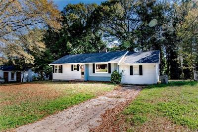 Gastonia Single Family Home For Sale: 1134 Green Circle Drive