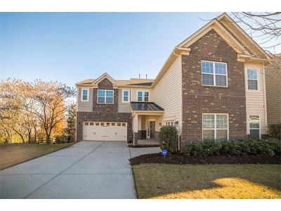 Single Family Home For Sale: 10130 Woodland Watch Court